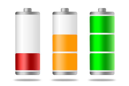 Image of recharging battery