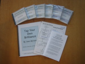 Tap Your Own Brilliance CD Set